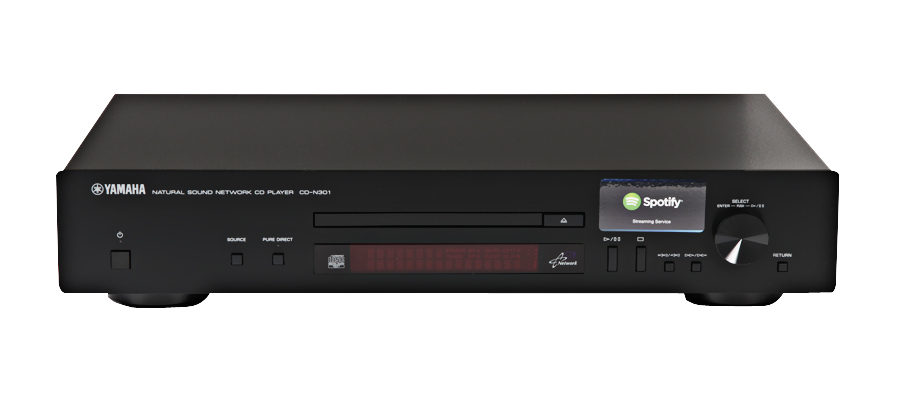 Проигрыватель Yamaha CD-N301