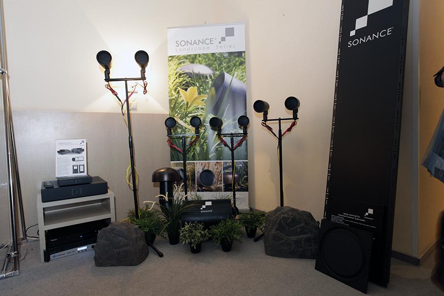 Встраиваемые акустические системы от Sonance