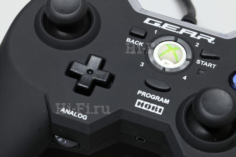 Манипуляторы для игровых приставок