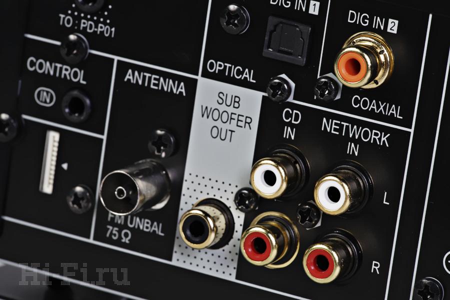 Компактная стереосистема Pioneer P2-K