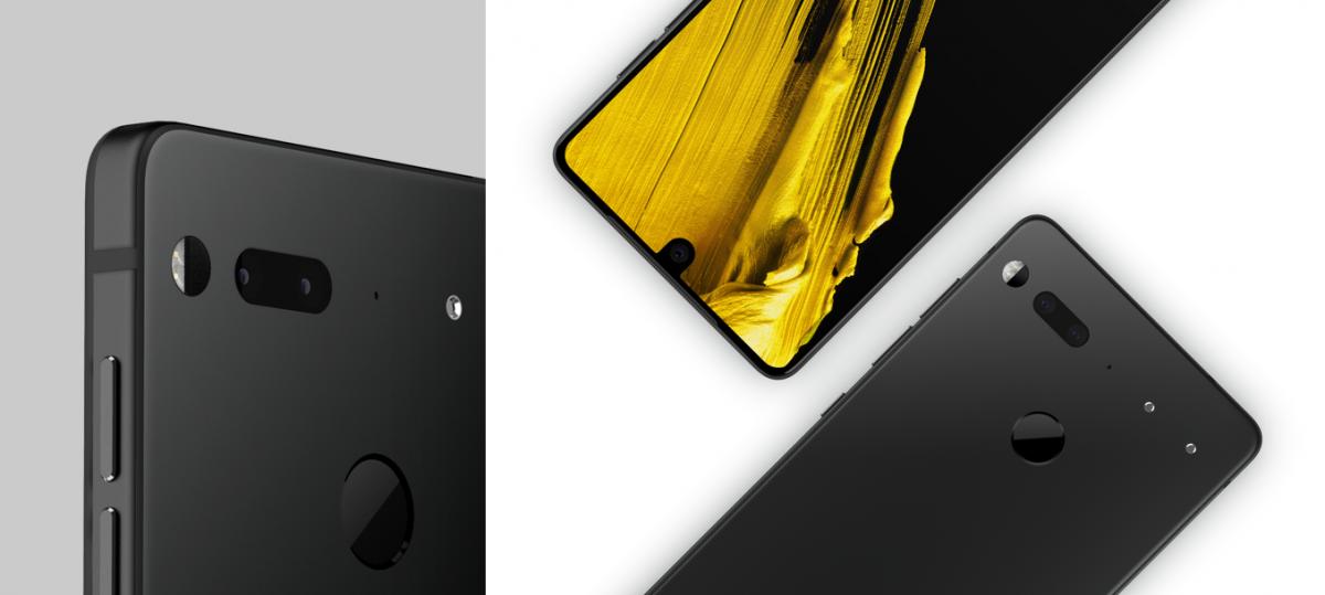 Essential Phone - смартфон с MQA!   Hi-Fi ru