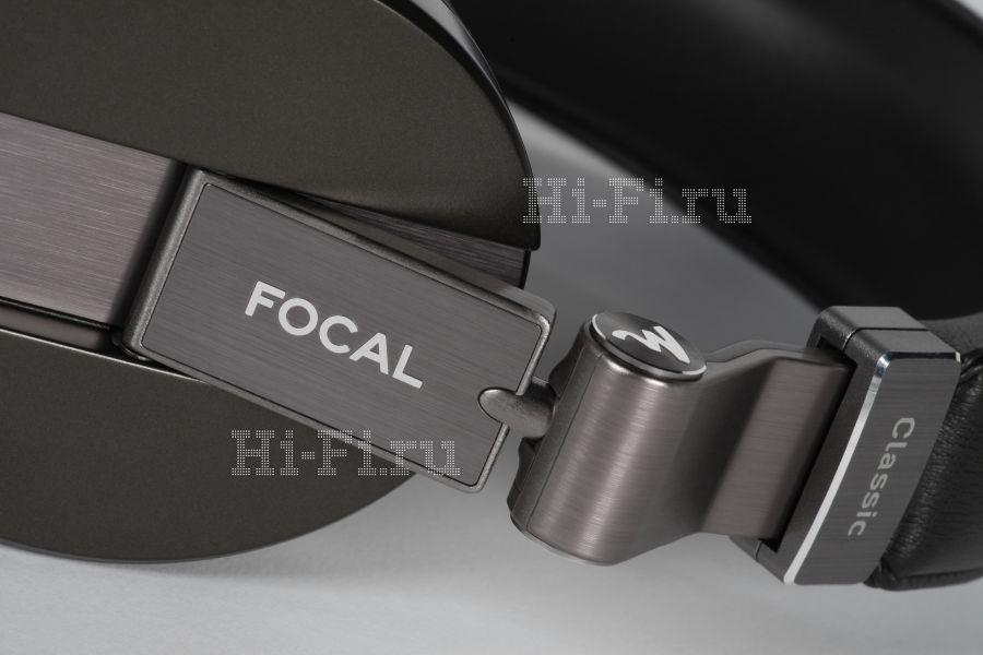 Стереофонические наушники Focal Spirit Classic