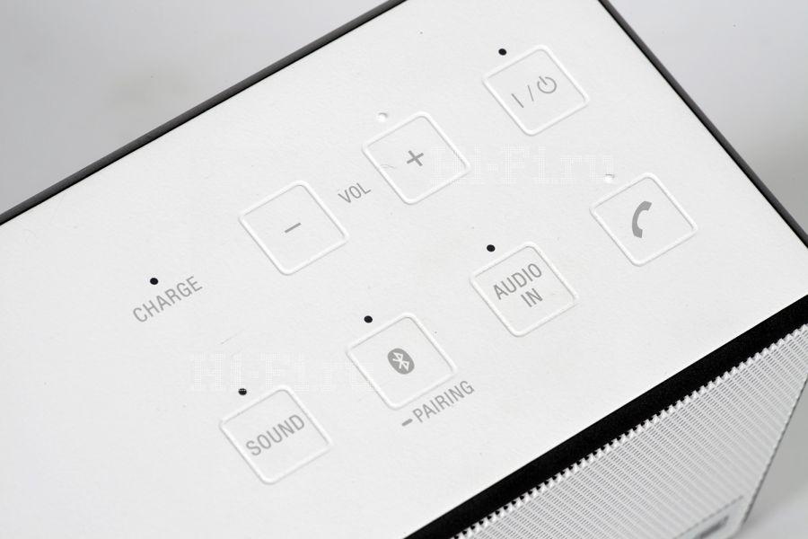 Беспроводная акустическая система Sony SRS-X3