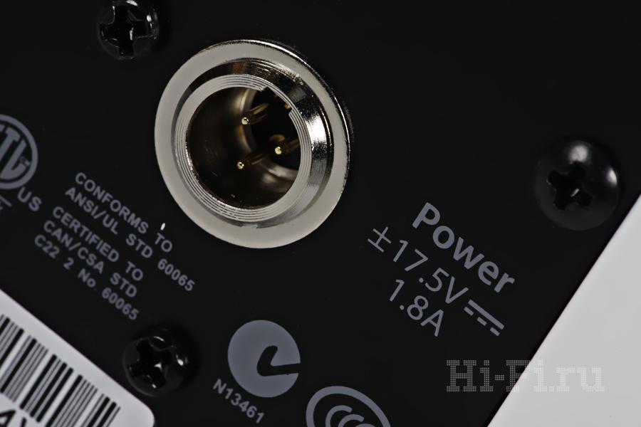 Активные акустические системы со встроенным ЦАП Audioengine A2+
