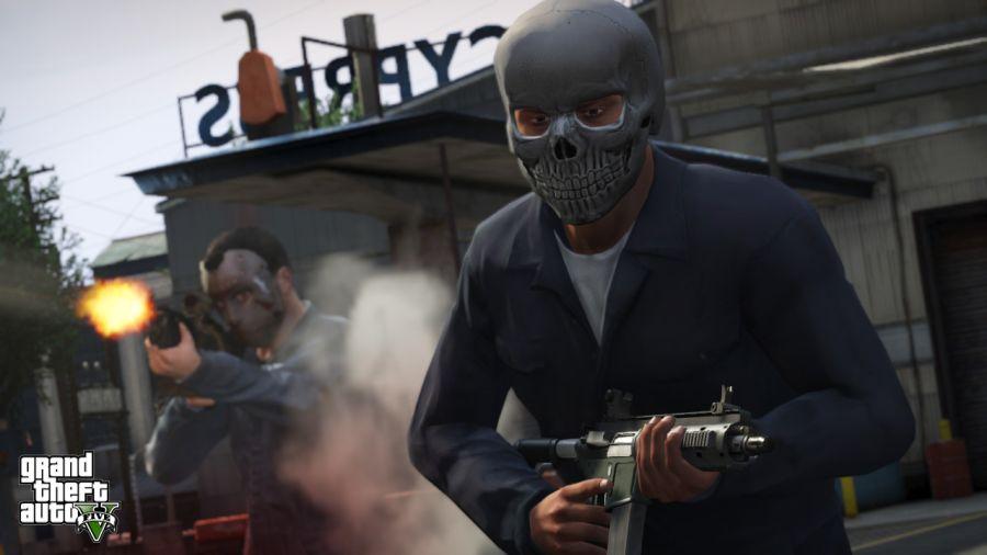 Подробности первой в России демонстрации геймплея Grand Theft Auto V