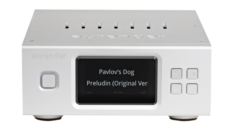 Музыкальный сервер Aurender X100S