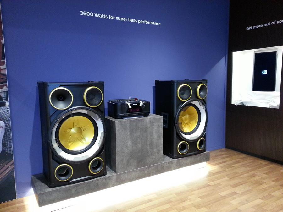 Аудиосистема Philips Nitro NX9