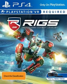 Обзор игры Rigs