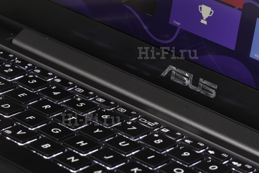 Ноутбук ASUS TAICHI 31