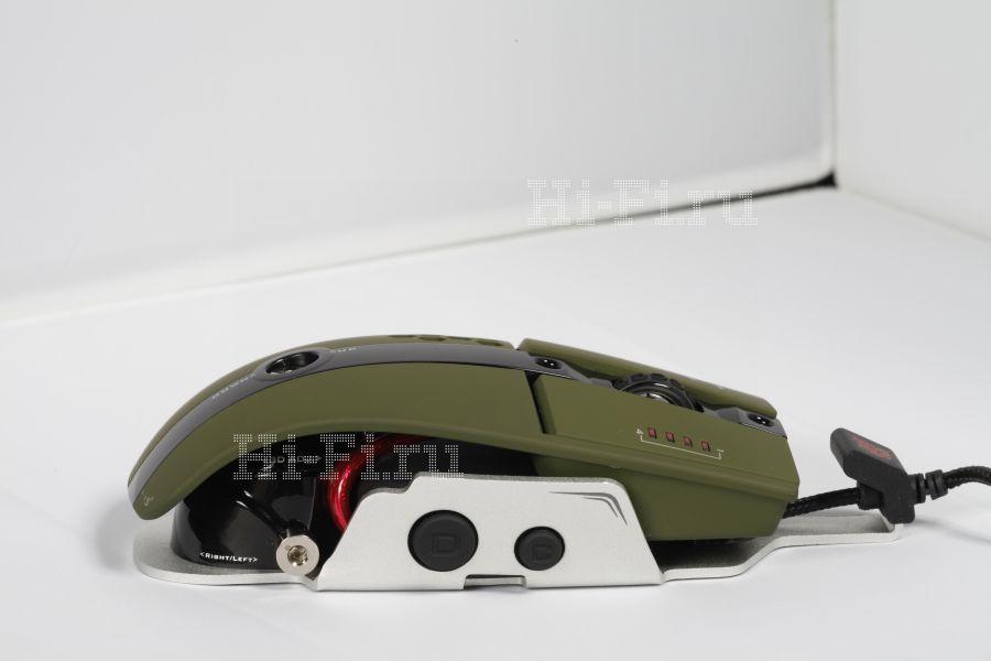 Игровая мышь Thermaltake Tt eSports Level 10 M