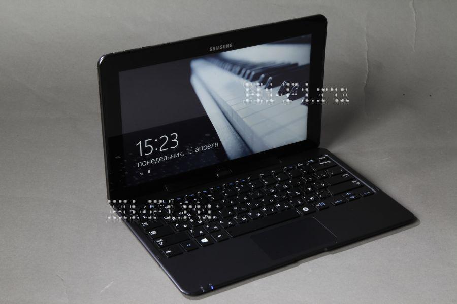Планшетный компьютер Samsung ATIV SmartPC Pro 700T1C-H01