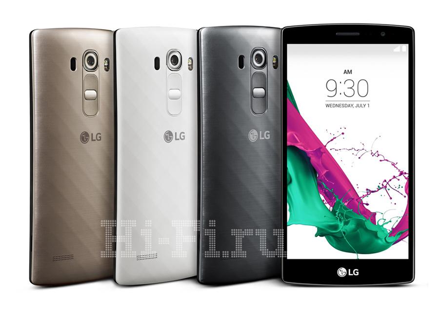 LG G4s - красив только фантик, а начинка за такую цену оскорбительная