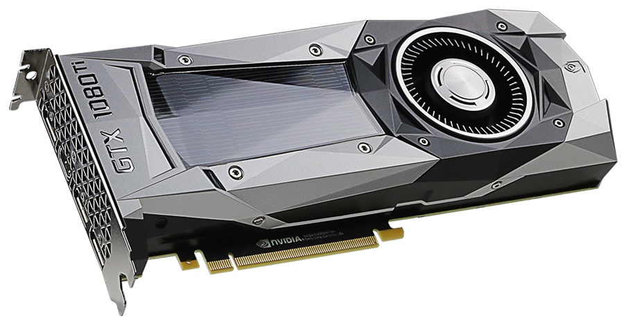 Видеокарта Geforce GTX 1080 Ti Founders Edition