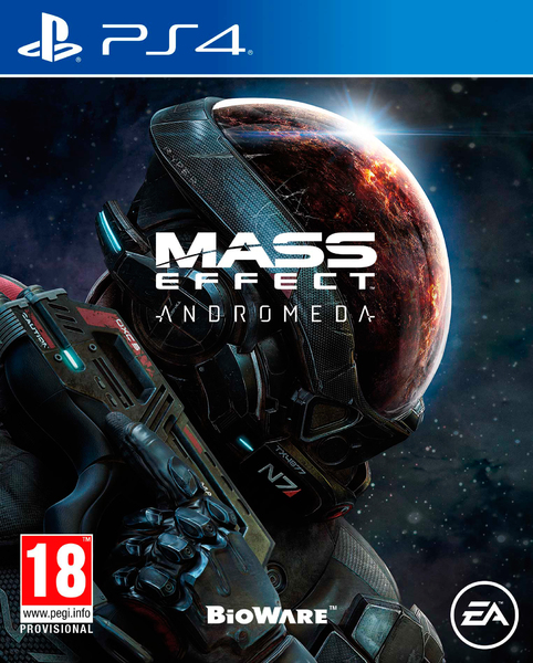 Обзор Mass Effect Andromeda