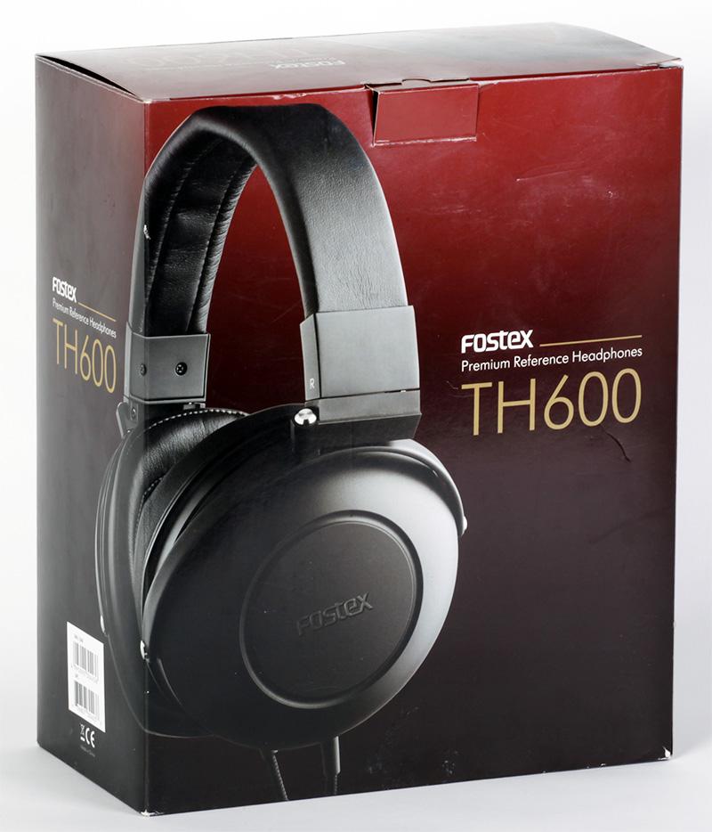 Наушники Fostex TH 600