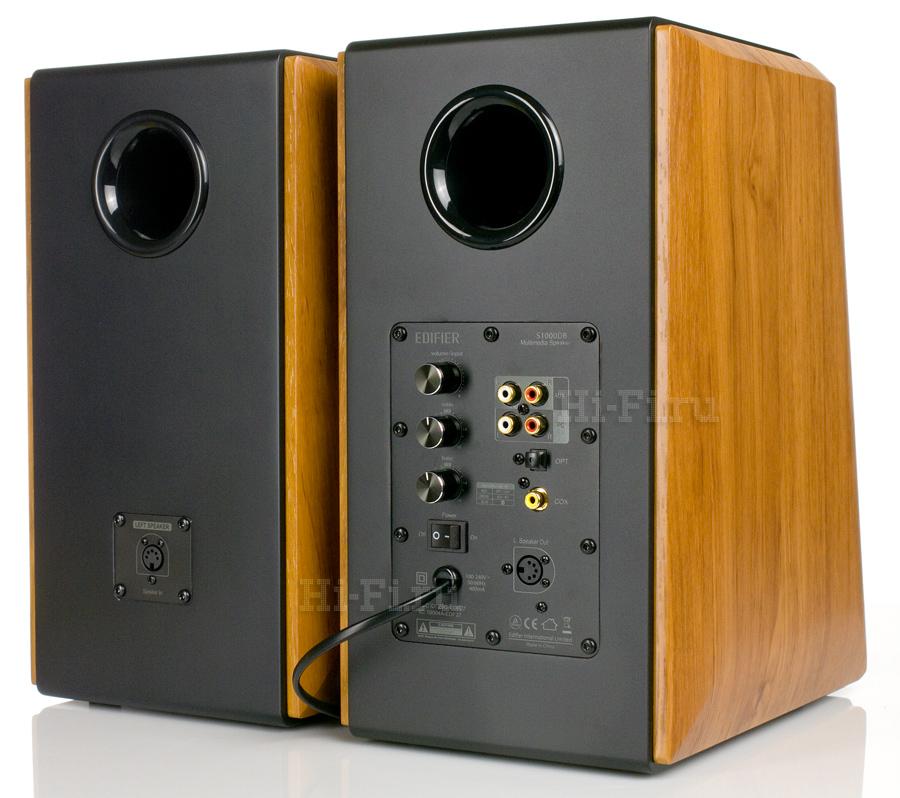 Активные акустические системы Edifier S1000DB