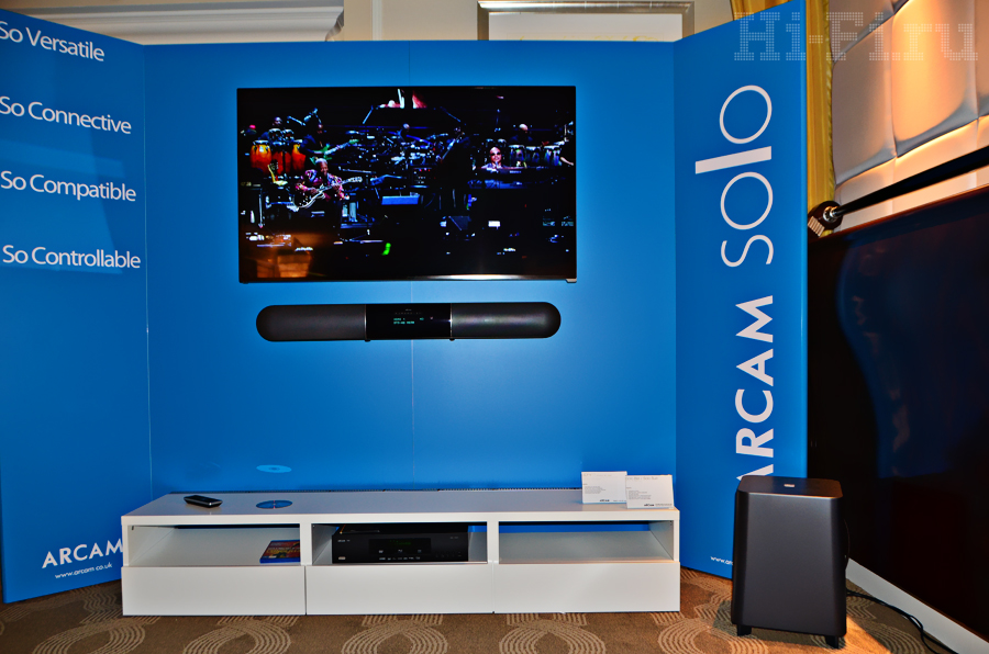 Репортаж с выставки CES 2015, Лас-Вегас, 6—9 января 2015 г.