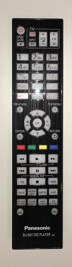 Проигрыватель Ultra HD Blu-ray Panasonic DMP-UB900