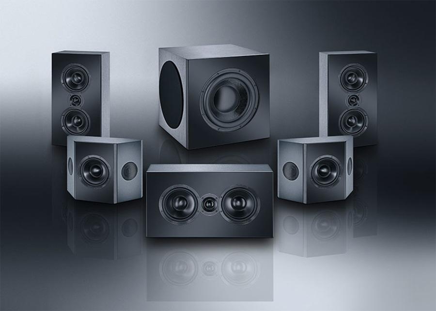 Система окружающего звучания Magnat Cinema Ultra в конфигурации 5.1