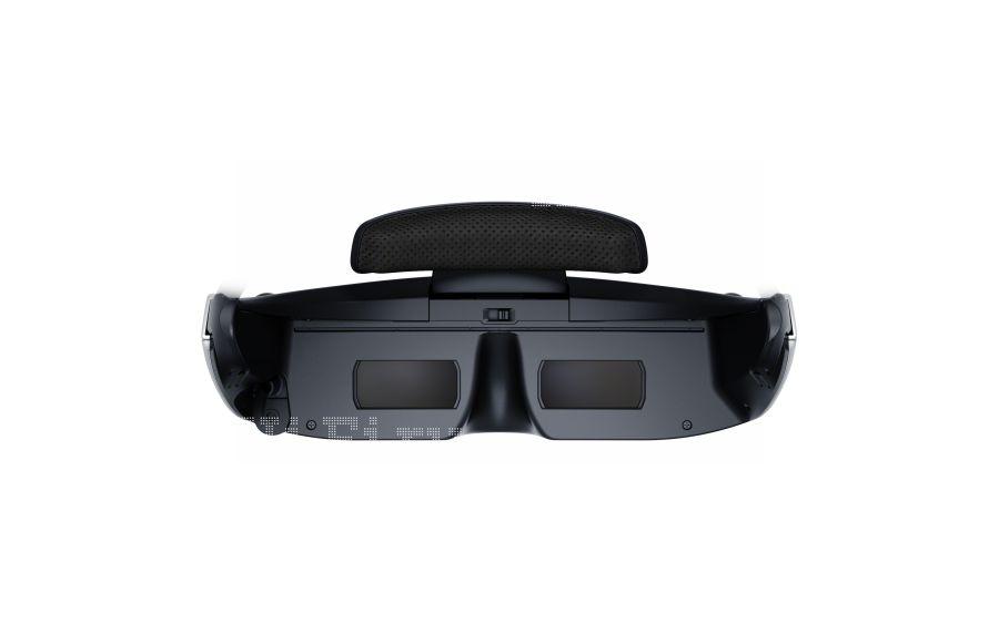 Индивидуальный 3D-дисплей Sony HMZ-T2