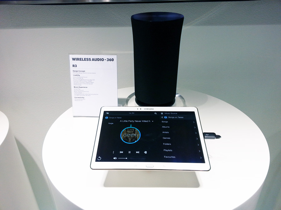 Акустические системы Samsung R3