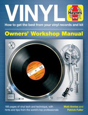 Matt Anniss, Patrick Fuller «Vinyl Manual»