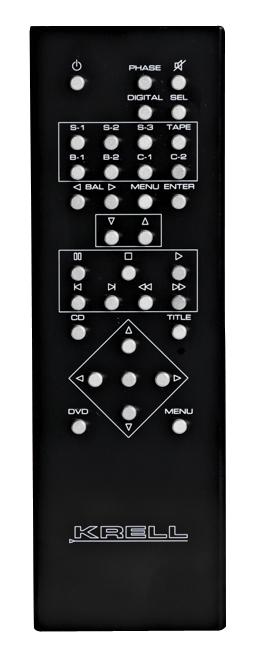 Предварительный усилитель Krell Illusion / Монофонические усилители мощности Krell Solo 375