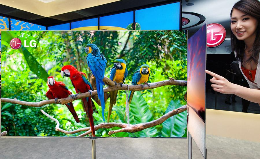 Телевизоры OLED