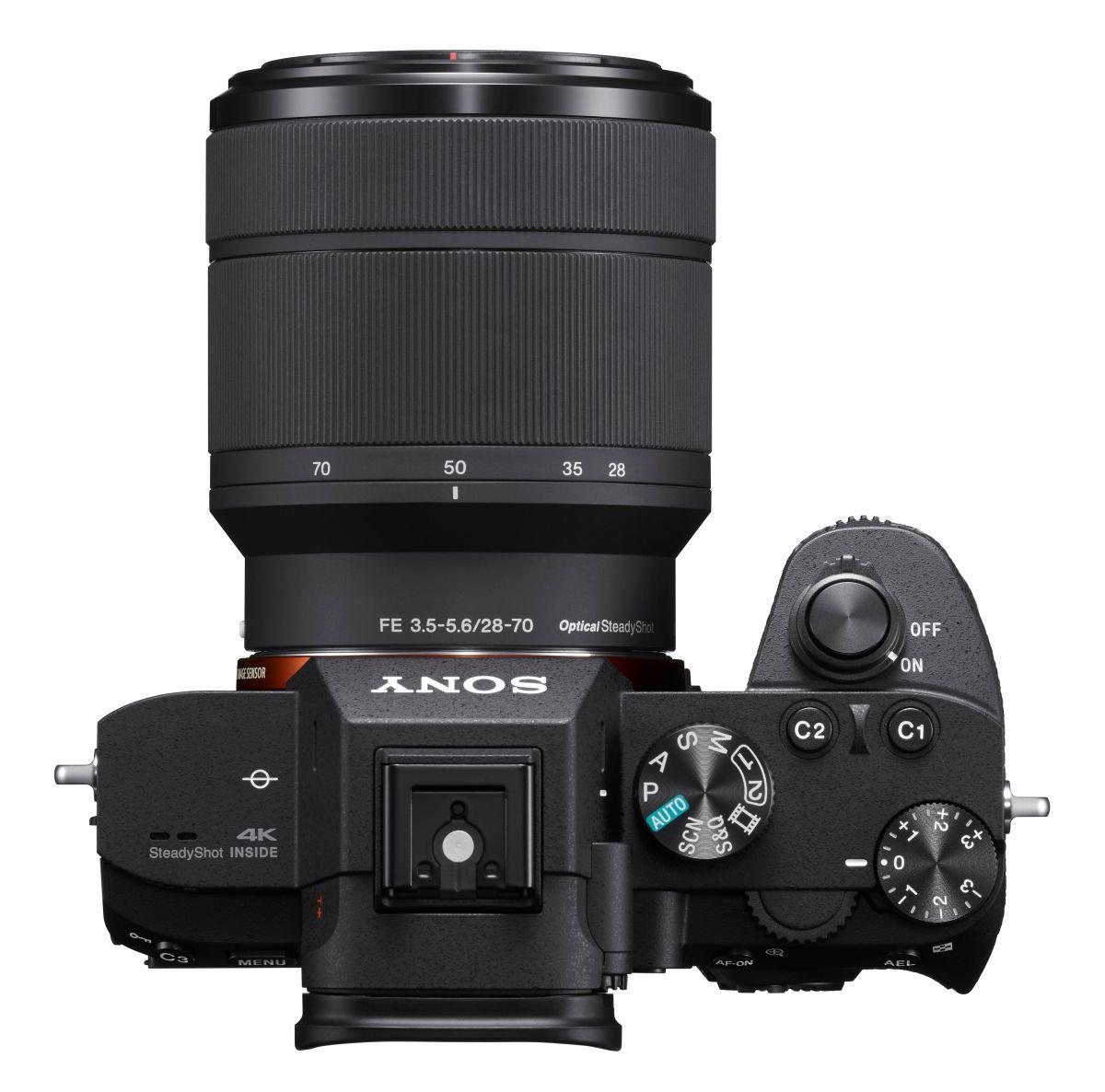 Полнокадровые системные фотоаппараты