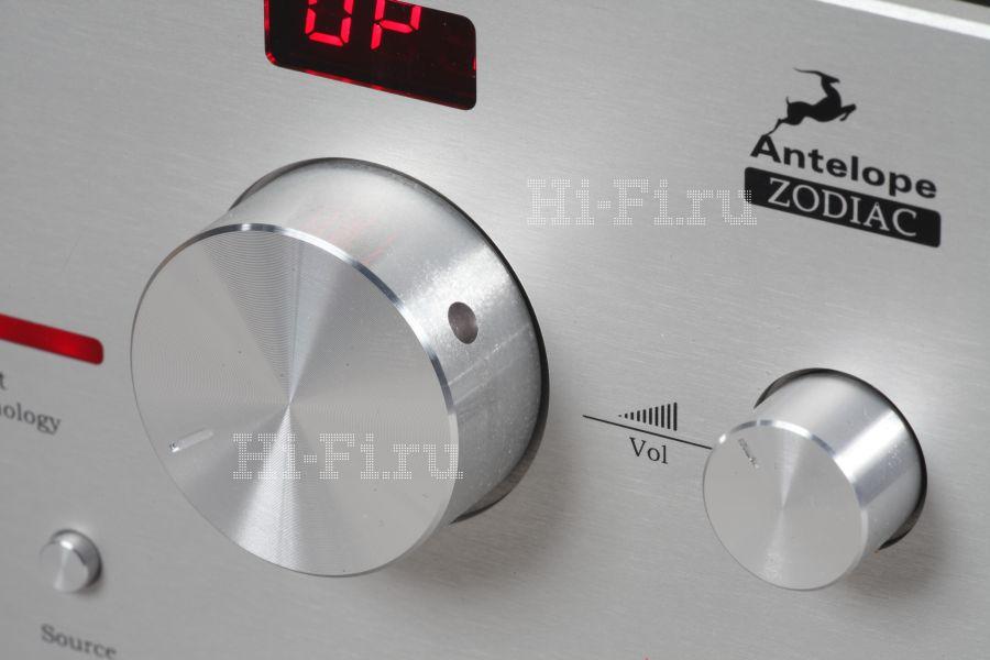 Цифроаналоговый преобразователь Antelope Audio Zodiac