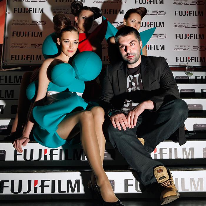 Реальные люди на реальных фотографиях от Fujifilm