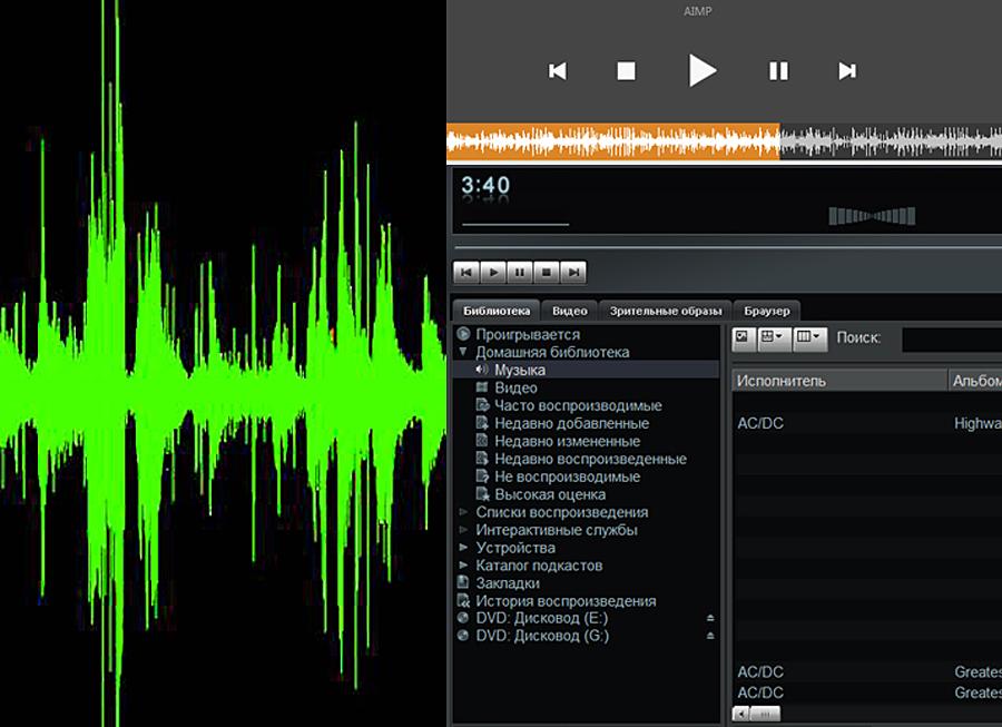 Лучшие программные аудиоплееры для Windows