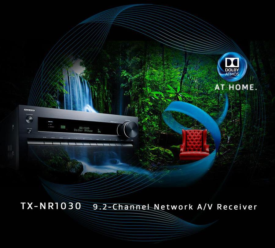 AV-ресивер Onkyo TX-NR1030
