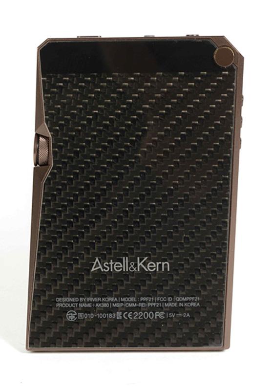 Портативный проигрыватель Astell & Kern AK380