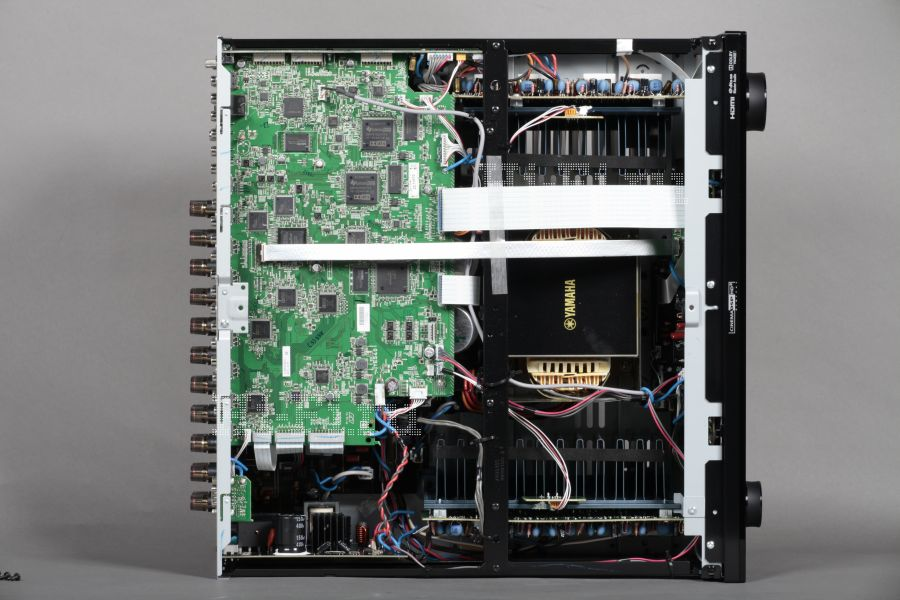 AV-ресивер Yamaha RX-A3020 Aventage