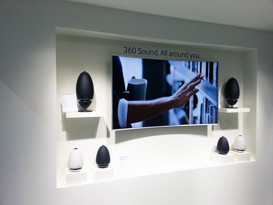 Акустические системы Samsung R7