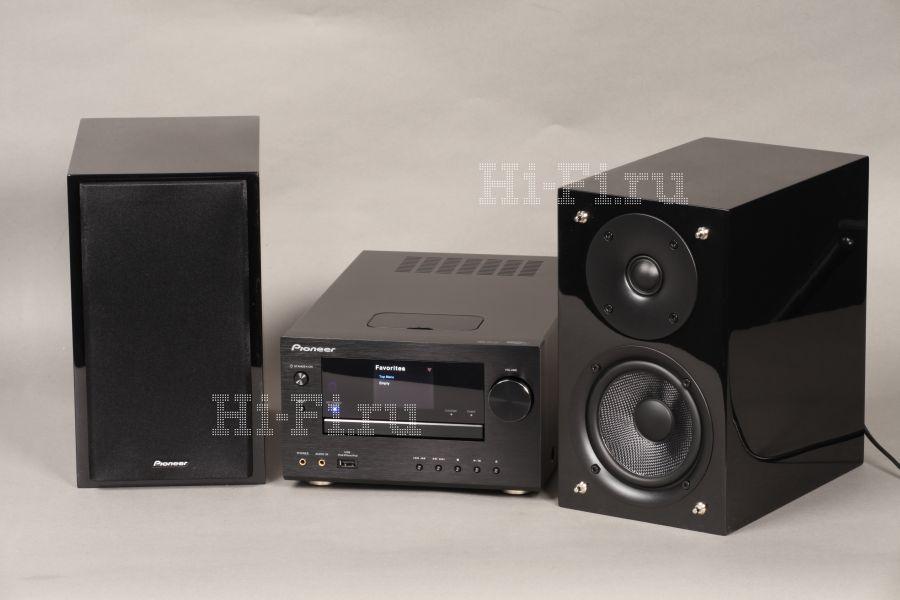 Музыкальный центр Pioneer X-HM81