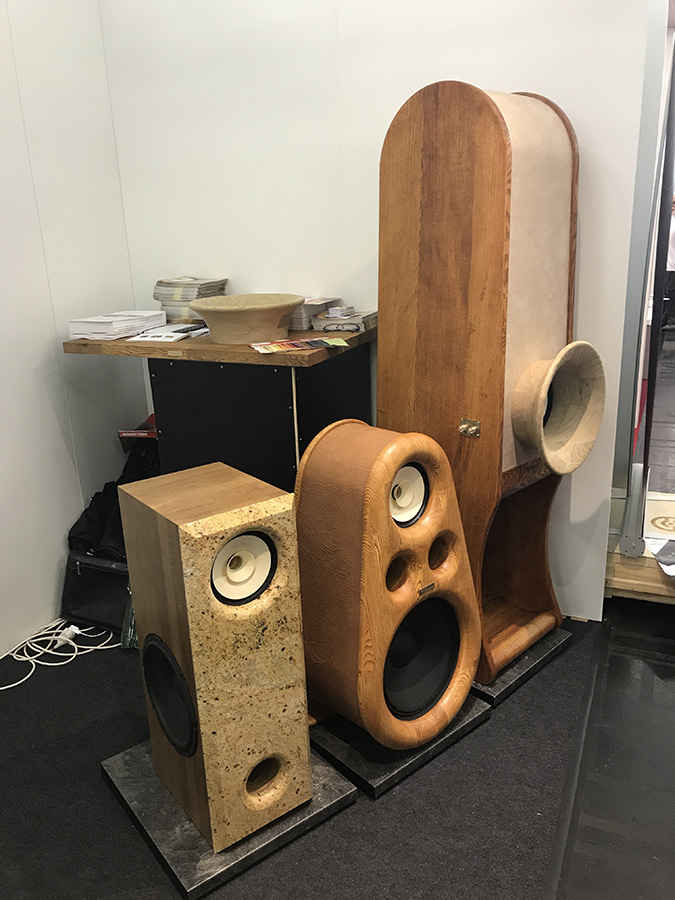 Фоторепортаж с выставки Munich High End Show 2017 - RDacoustic