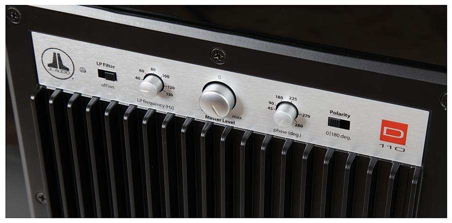 Активный сабвуфер JL Audio Dominion d110