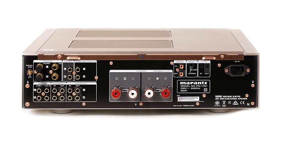 Интегрированный усилитель Marantz PM-14S1 SE