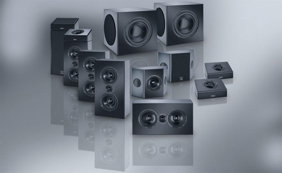 Система окружающего звучания Magnat Cinema Ultra в конфигурации 7.2.4