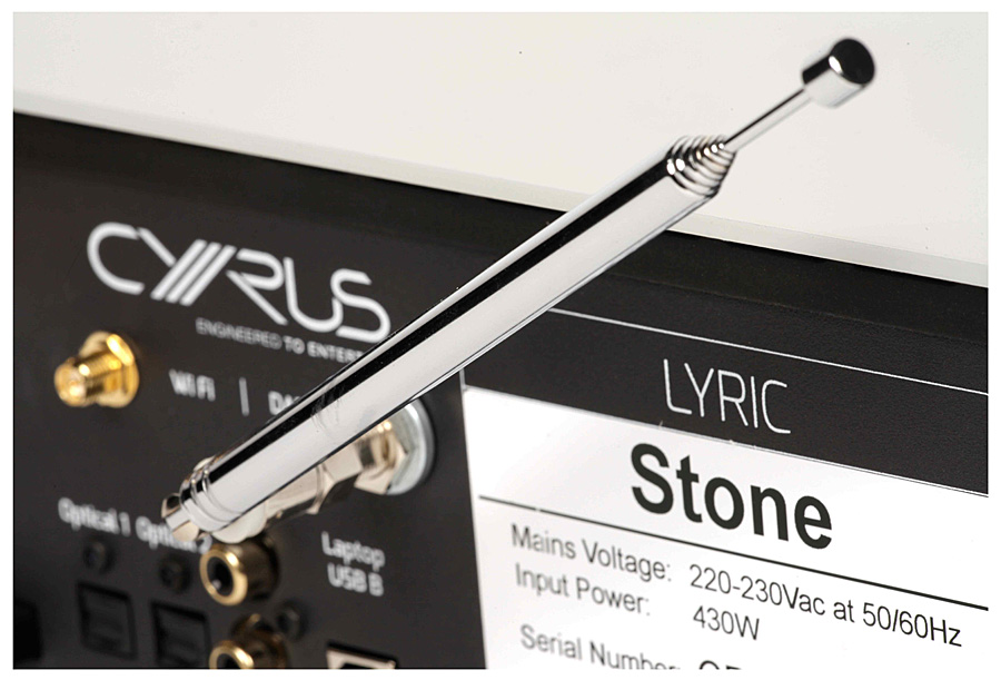 Сетевая аудиосистема Cyrus Lyric