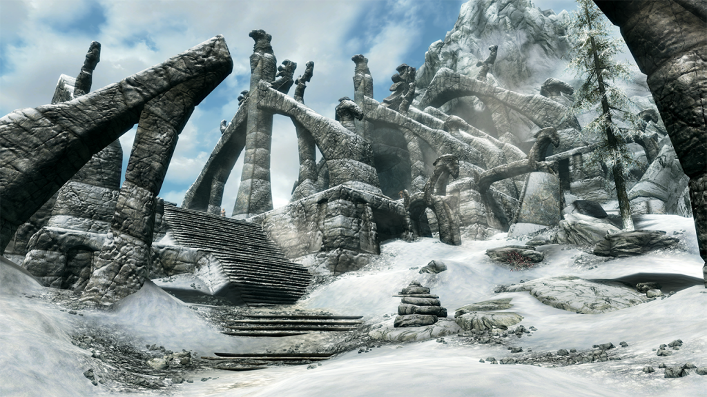 Обзор Skyrim: Special Edition