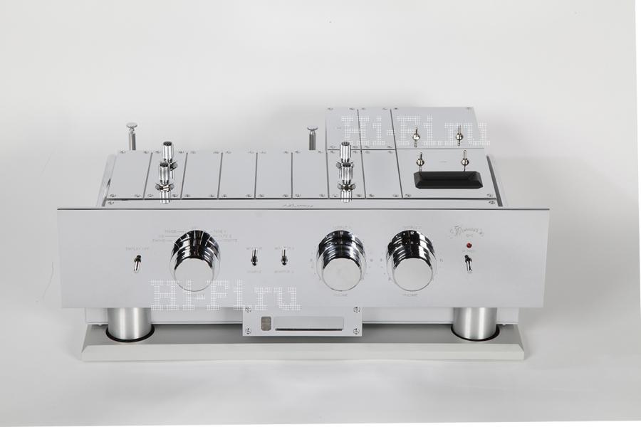 Предварительный усилитель Burmester 808 Mk5. Усилитель мощности Burmester 909 Mk5