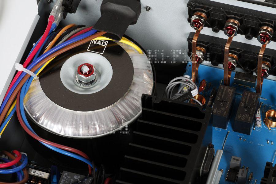 Интегрированный усилитель NAD C356BEE-DAC2