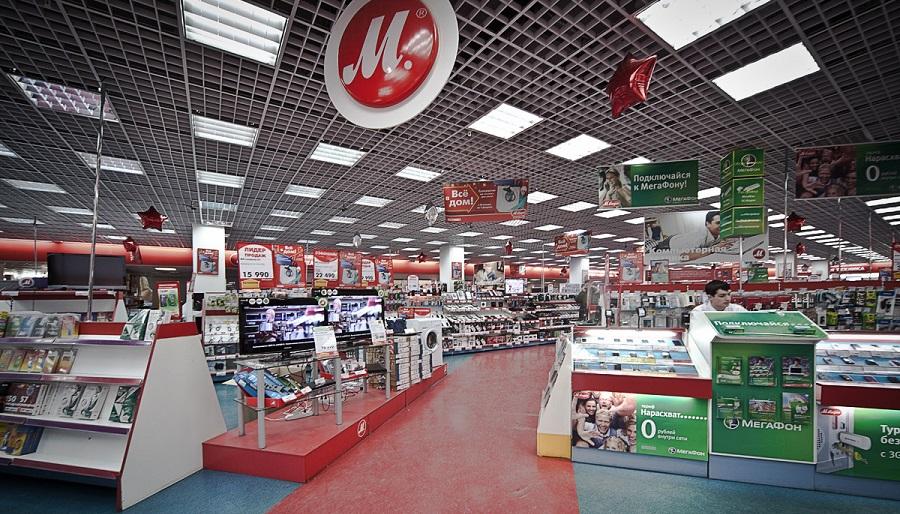 Мвидео - лидер по продаже электроники и бытовой техники среди розничных сетей россии