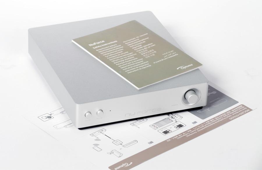 Беспроводной ЦАП NuForce WDC200