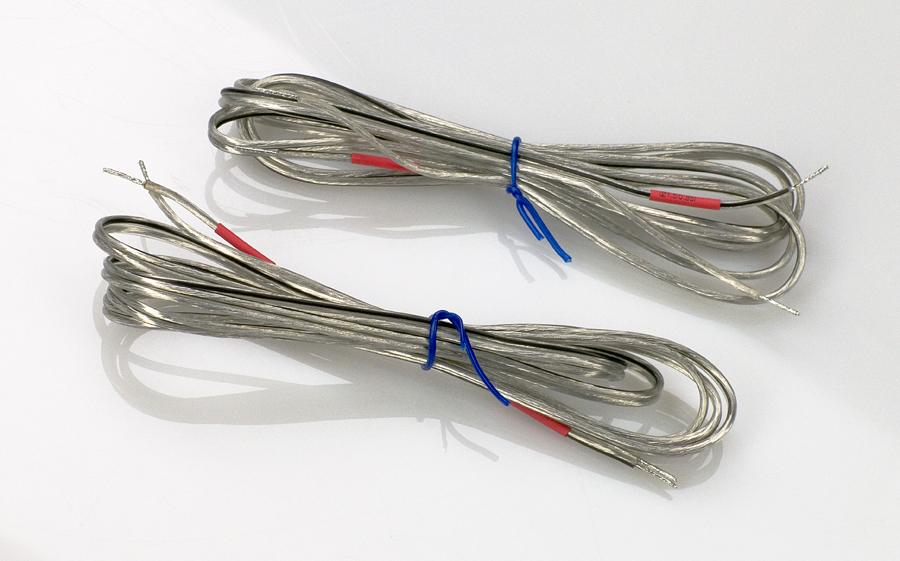 Pioneer X-HM72 - кабели для АС из комплекта поставки