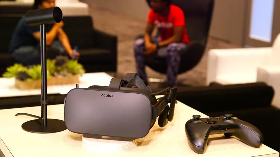 Лучшее в Oculus Home