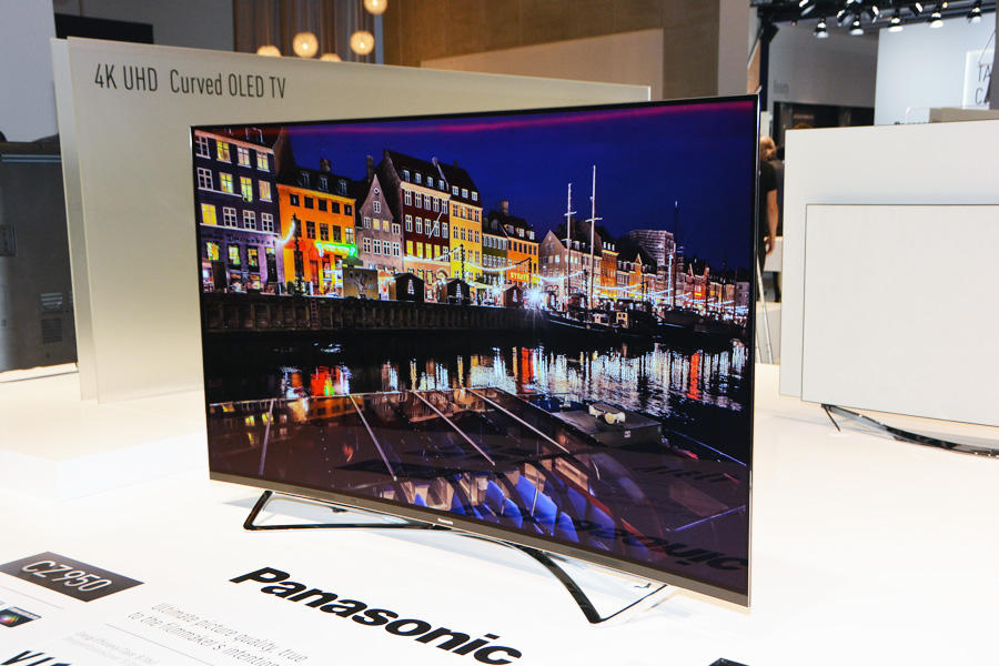 OLED-телевизор Panasonic TX-65CZ950